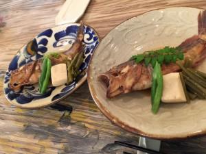 今井荘のお食事