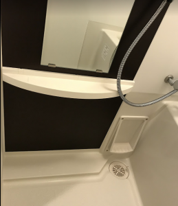 なんにもない浴室2